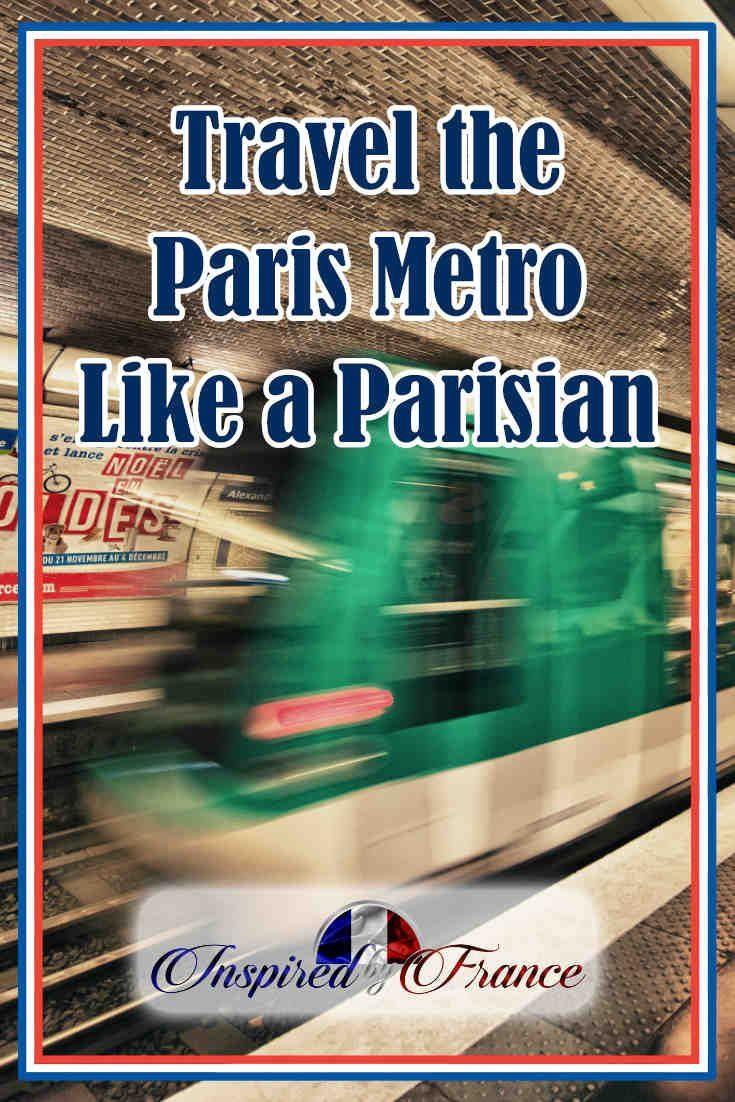 Visiting Paris for the first time ? Read our guide to find out how to navigate the Metro network and choose the best Metro ticket for your visit. via @inspiredbyfrance