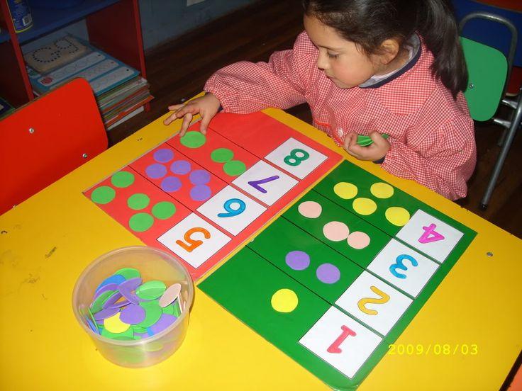 Contero, números, matemática