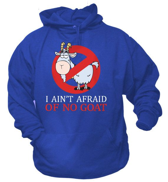 Bill Murray I Ain't Afraid of No Goat Chicago Cubs by SportsCrack