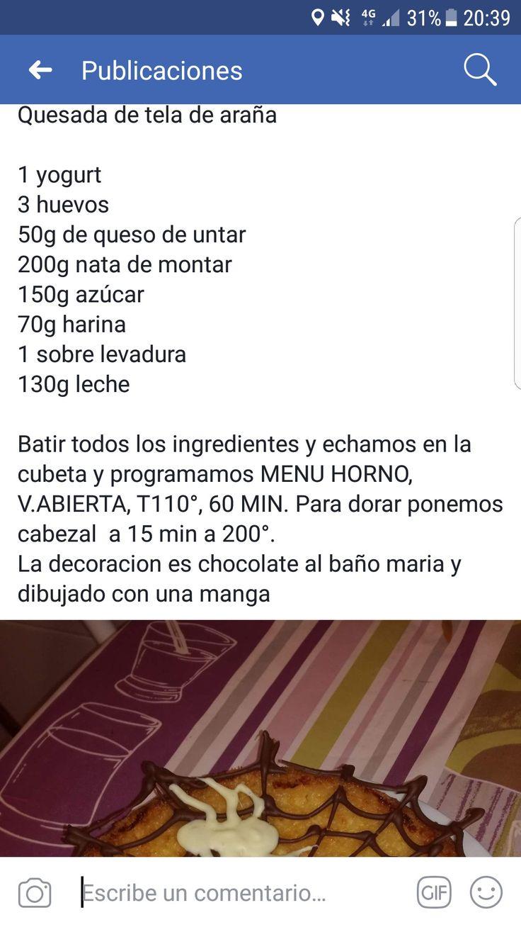 QUESADA TELA DE ARAÑA