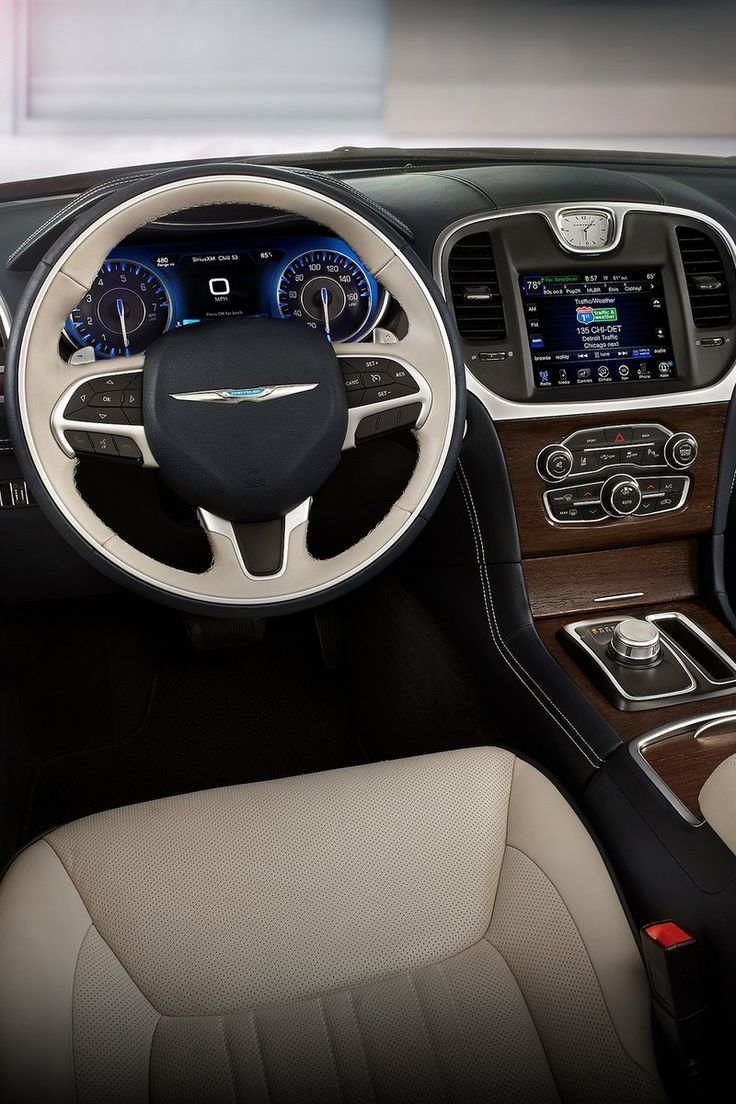 Chrysler 300 2015 c interior