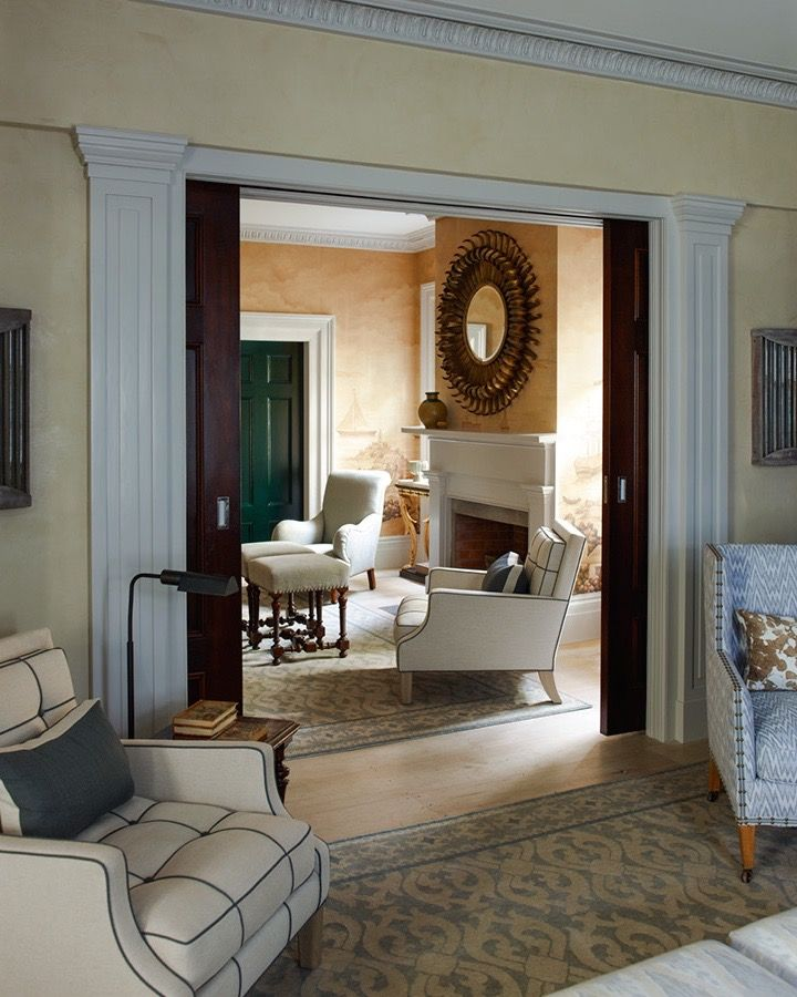 225 Best Beautiful Interiors Steven Gambrel Images On