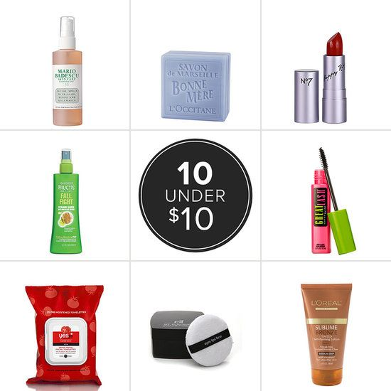 Best Drugstore Beauty Products Under $10