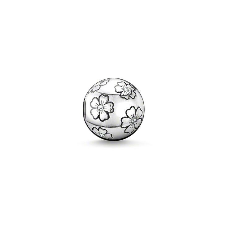 bead floral meadow – Beads – Sterling Silver – THOMAS SABO