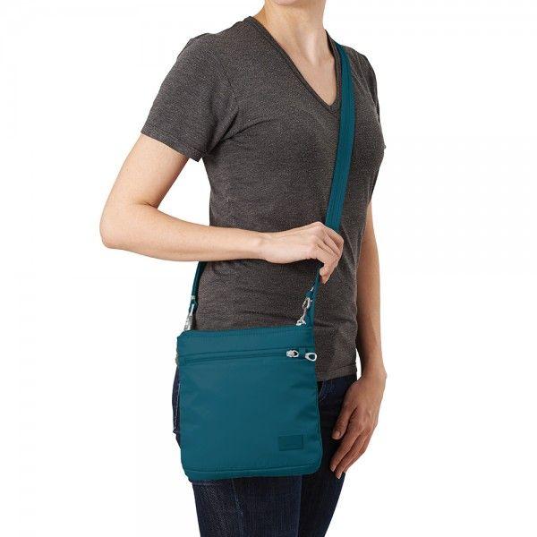 Citysafe CS50 anti-theft cross body purse | Pacsafe