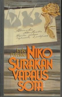 Niko Surakan vapaussota   Kirjasampo.fi - kirjallisuuden kotisivu
