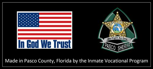 Website for inmate created wood furniture sold to support rehabilitation and vocational programs. Pasco Sheriff's Office Vocational Program Products | Pasco County Sheriff's Office