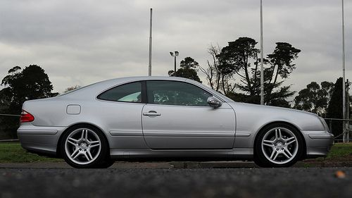 Mercedes Benz CLK 430 V8