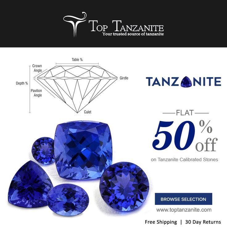 stone of magic #tanzanite