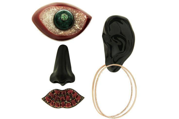 earclipse - Delfina Delettrez