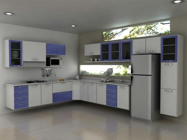 M s de 25 ideas incre bles sobre cocina en forma de l en - Cocinas en forma de l ...