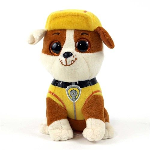 86a343d0b4a TY Paw Patrol RUBBLE - bulldog reg Plush - ReviewNebula.com - From Ty s  popular Beanie Babies Collection