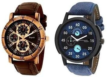 ESPOIR MEN'S WATCHES AT UPTO 90% OFF + FREE SHIPPING http://www.shepkart.com/espoir-mens-watches-offers