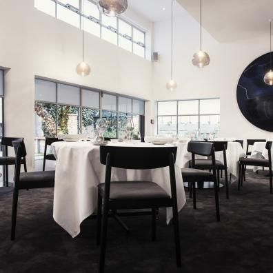 Supreme Restaurant of the Year 2013 (Metro) The French Cafe (Auckland) recently refurbished  their conservatory room dining area. Artisan Carpet in Cigar was chosen to enhance a sophisticated and intimate restaurant environment.Interiors: Katie Lockhart