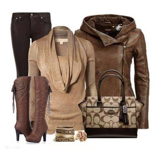 Stunning winter outfit , http://www.lolomoda.com