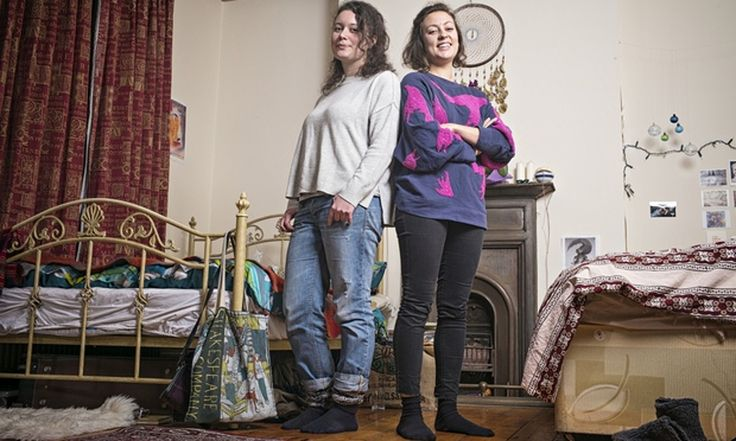Tenants in London are being forced into sharing rooms, often with complete strangers, as rent in the capital becomes increasingly unaffordable.