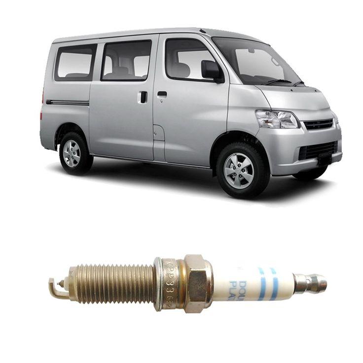 Bosch Busi Mobil Daihatsu Gran Max 1.3i FR7DPP30T - 1 Buah - 0242236618  Kuat & Tahan Lama Busi Standard Pabrikan (OE like) Kinerja yang Handal Tidak Cepat Kering Busi Berkualitas ORIGINAL dari BOSCH  http://klikonderdil.com/busi-mobil/711-bosch-busi-mobil-daihatsu-gran-max-13i-fr7dpp30t-1-buah-0242236618.html  #bosch #busi #busimobil #busiterbaik #daihatsugranmax