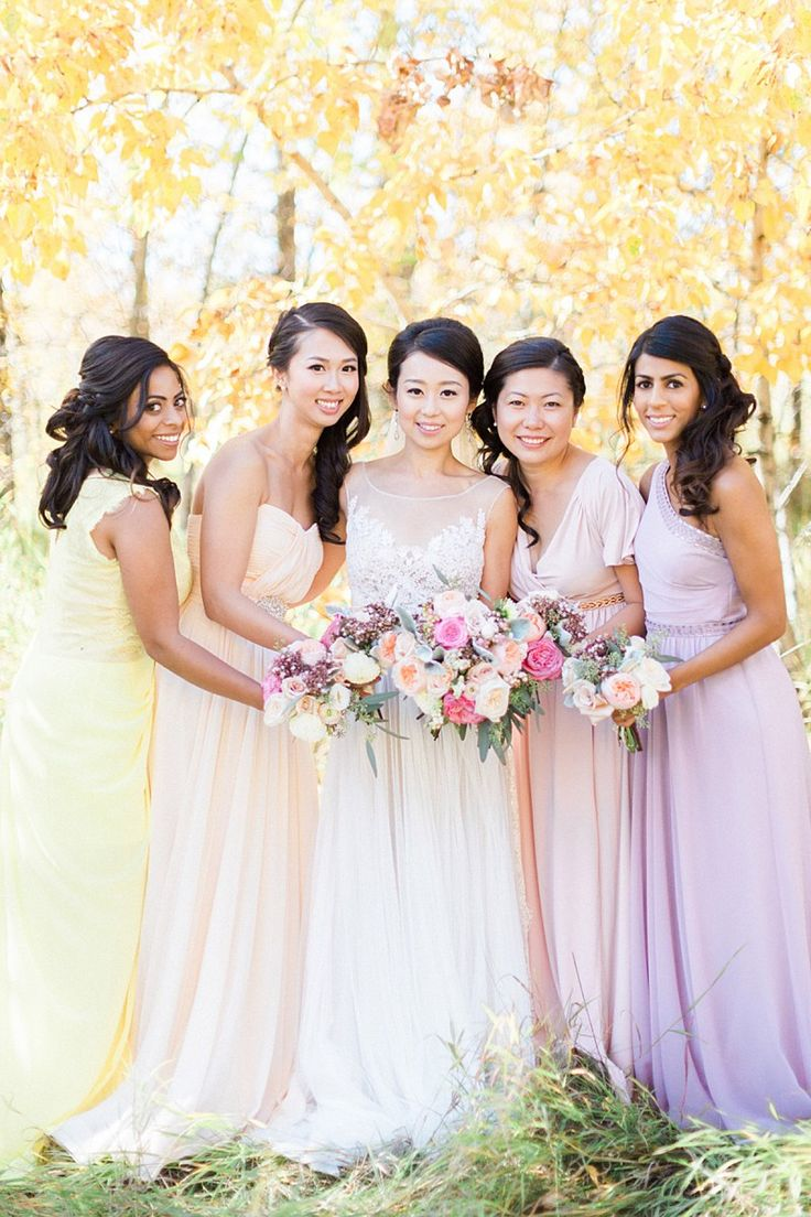389 best bridesmaid dresses and gifts images on pinterest an ultra romantic wedding in calgary ombrellifo Images