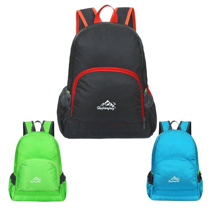 Sport Bag New Ultralight Outdoor Backack Waterproof Backpack Hiking Camping Travel Rucksack Sport Pack Free Shipping EA14