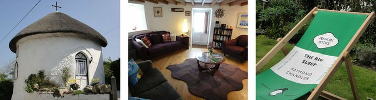 Round House East Self Catering Holiday Cottage Cornwall, Home