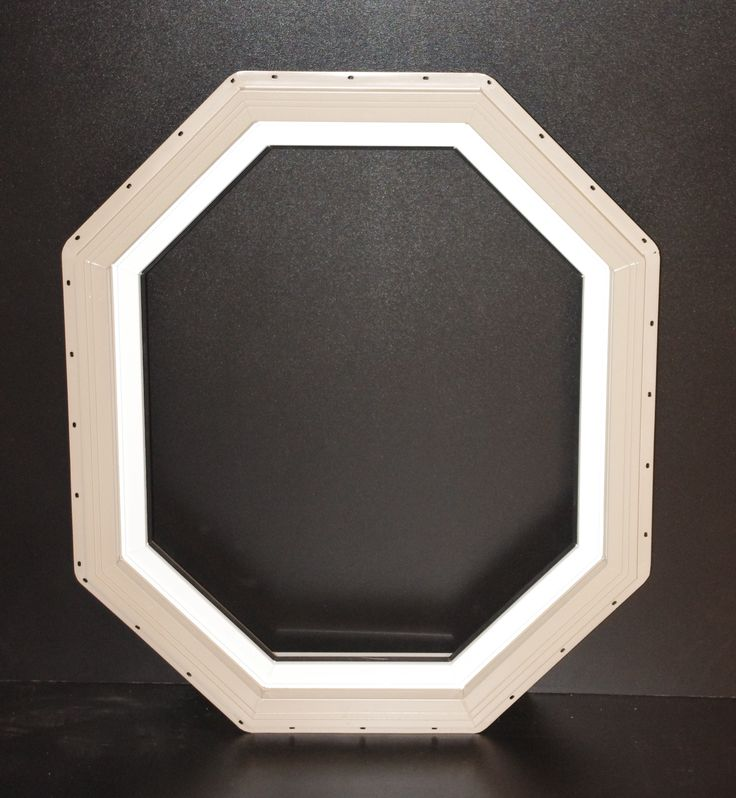 Extended Octagon Window