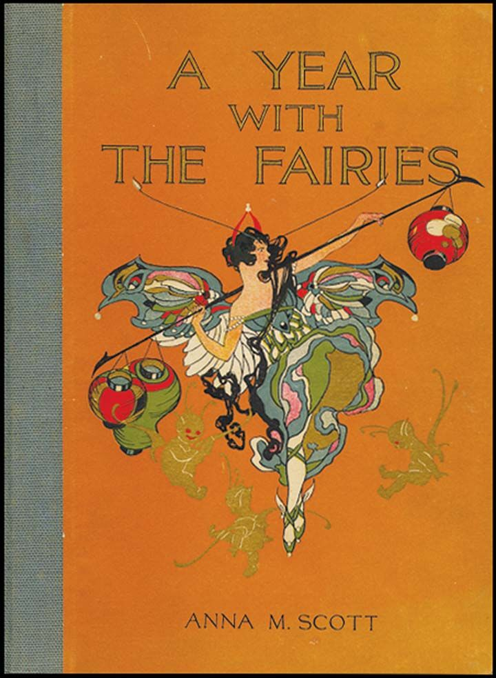YEAR WITH THE FAIRIES