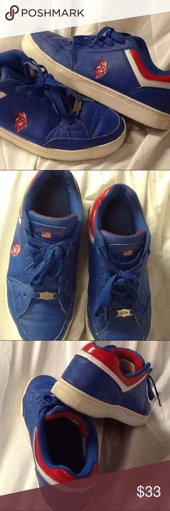Shoes Polo brand shoes good condition us polo association Shoes Sneakers