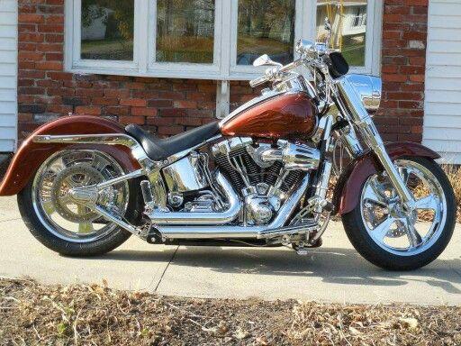 Dream Machine Motorcycles 85 best Harley Fatboy ...