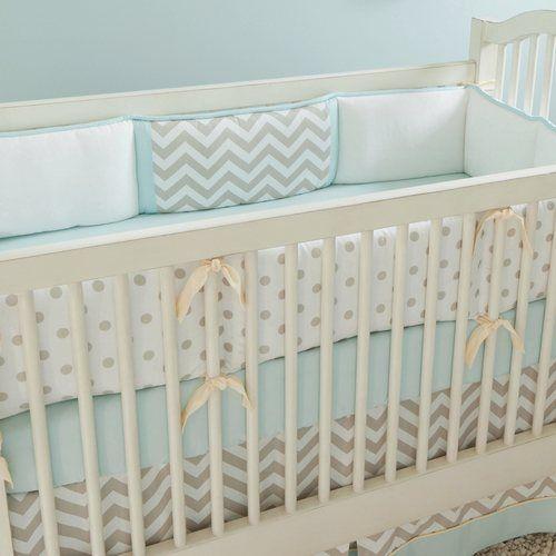 Inspiração para quarto de bebê: Chevron