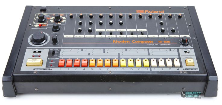 Roland TR-808 Rhythm Composer | Vintage Synth Explorer