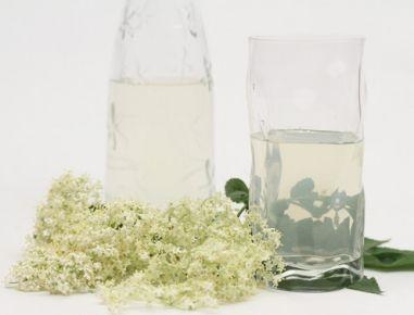 Holunderblütensaft - Rezept
