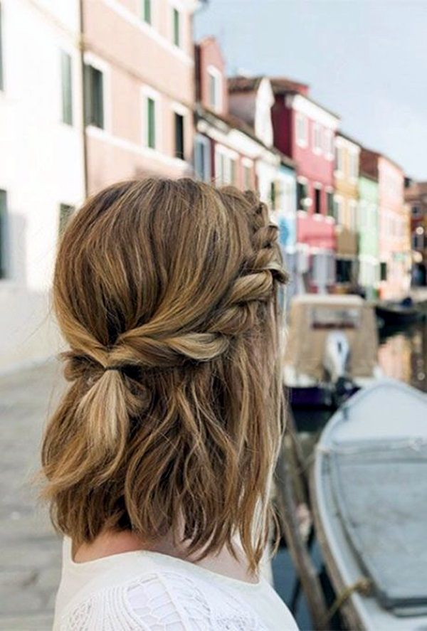 15 Best Ideas About Easy School Hairstyles On Pinterest School Hair Easy Curls And Quick