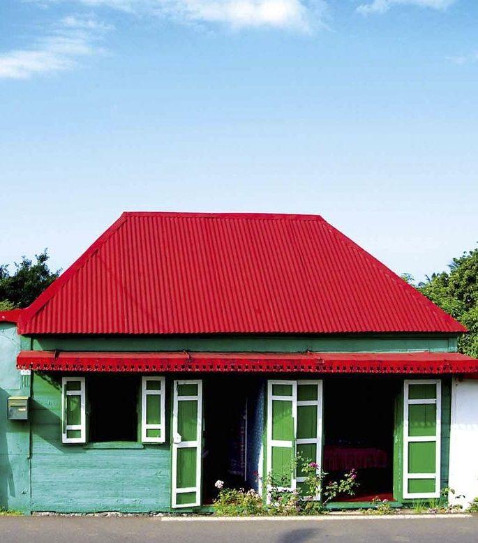 La #case #créole, l'habitat #traditionnel des réunionnais !