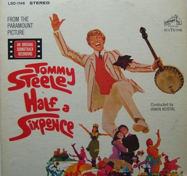 Tommy Steele - Half A Sixpence (Original Sound Track Recording): buy LP at Discogs