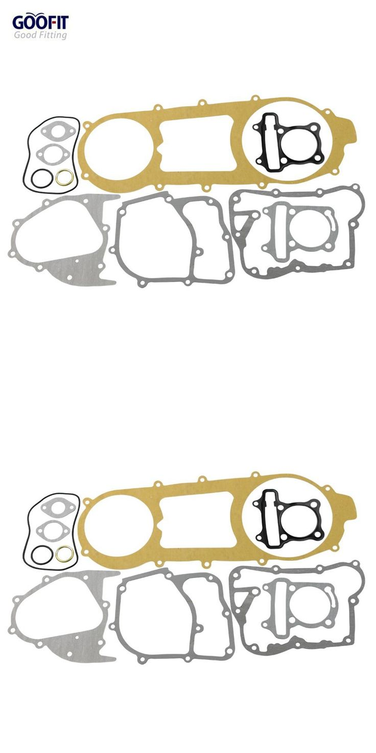 [Visit to Buy] Complete Gasket Set for GY6 150cc for ATV, Go Kart, Moped & Scooter motorcycle accesssory T30 K078-016 #Advertisement