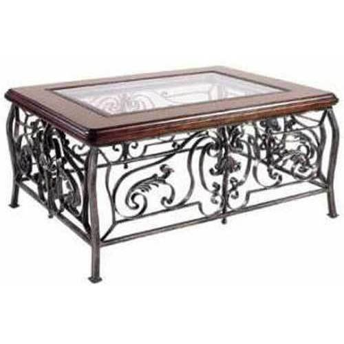 Hk 7 2203 Hekman Loire Valley Rectangular Coffee Table