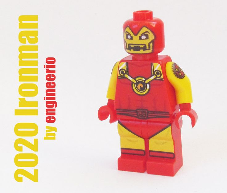 lego iron man building instructions