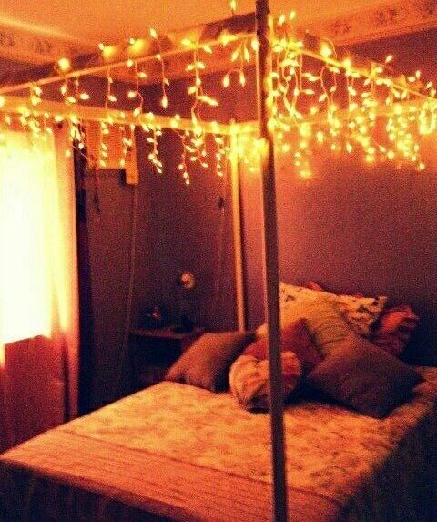 die 17 besten bilder zu rooms & organization auf pinterest ... - Weihnachtsbeleuchtung Im Schlafzimmer