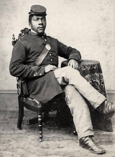 african american troops in the civil war April 12 is the 154th anniversary of the civil war battle and massacre at fort  pillow, located on the mississippi river near henning, tennessee.