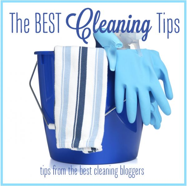 The Best Cleaning Tips Pinterest Board