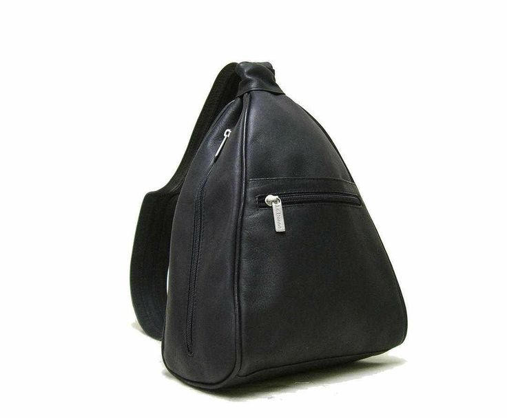 sling bag black nice design
