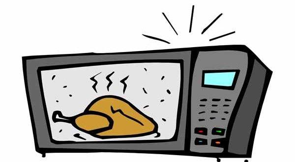 Come pulire il forno a microonde   VitaFacile