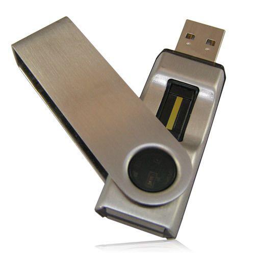 Biometric USB Drive - Style BM V