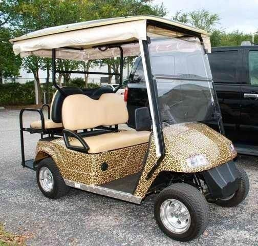 254 Best Images About Golf Cart Envy!! On Pinterest