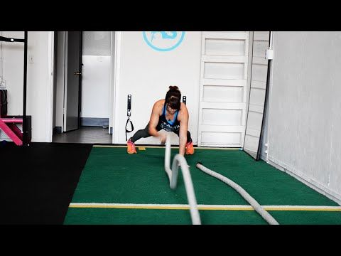 5 Reasons Why You Should Incorporate Battle Rope Exercises Into Your Training