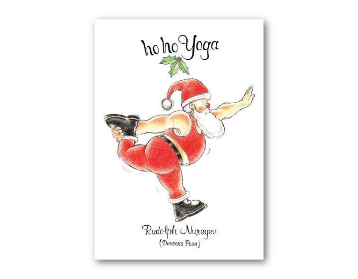 35 Best Yoga Weihnachten Images On Pinterest