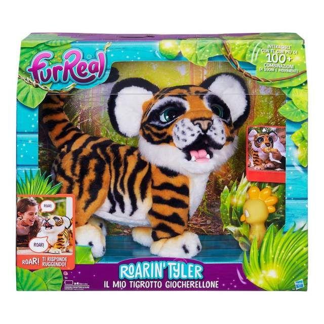 Fur Real Friends - Tyler Hasbro