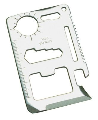 Kikkerland Design Inc » Products » Classic Survival Tool