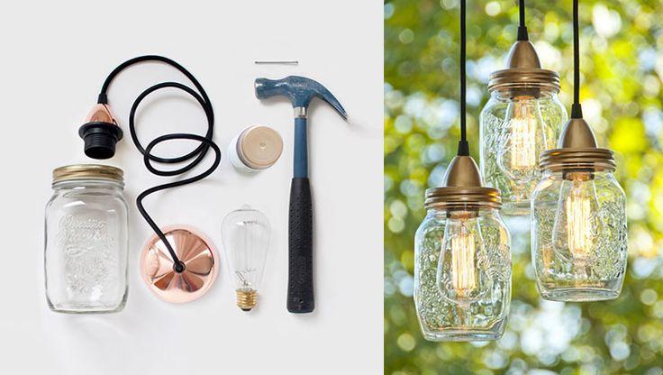 6 idee per utilizzare i vasetti di vetro | Serravalle Retail Park