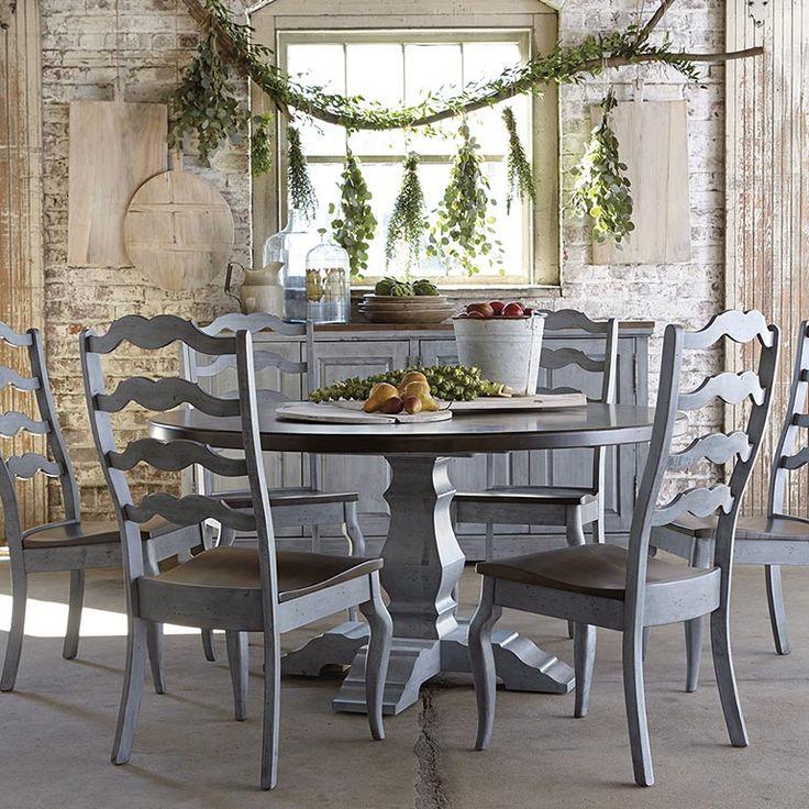 30 besten french style dining room bilder auf pinterest, Esstisch ideennn
